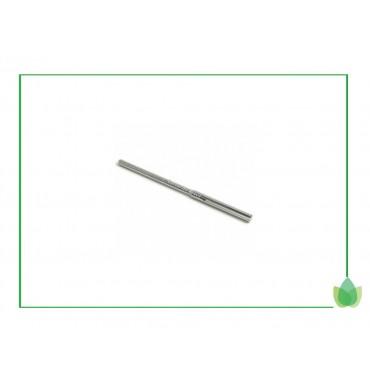 750027-Mini Mandril Para Lixa Reto 10 peças