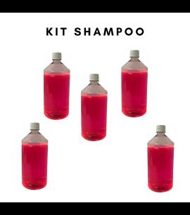 180820 - 5 Litros Shampoo Rola Rola Tamboreador