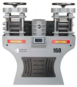 A280143 - LAMINADOR ELÉTRICO 160mm DUPLO DURSTON