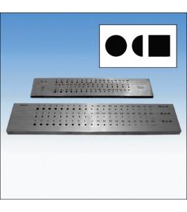 280094 - FIEIRA MISTA M.CANA/REDONDA/QUAD 1-3MM