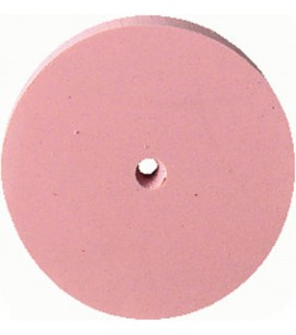1041 - DISCO DE SILICONE ROSA