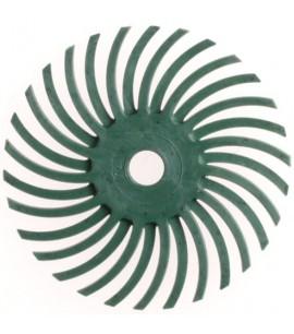 185012 - RADIAL BRISTLE VERDE PEQUENO