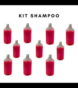 180820 - 10 Litros Shampoo Rola Rola Tamboreador