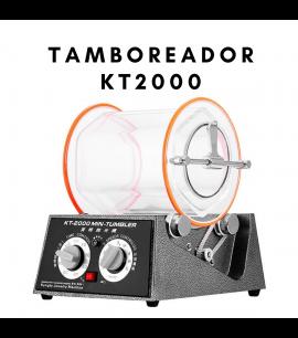 Tamboreador Rola Rola 3kg + 1 Kg de Lentilha - 220v